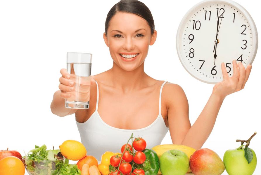 Como la bajar de peso